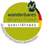 Wanderbares Deutschland Zertifikat